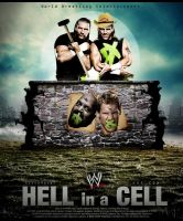 Hell In A Cell 2009 Funny by nlove4ever