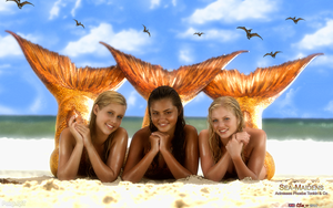SEA MAIDENS by CSuk-1T