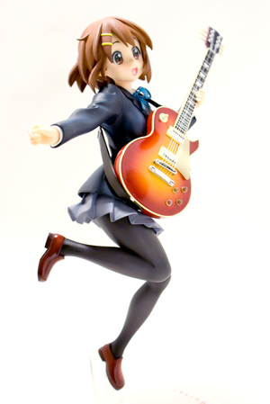 Yui Hirasawa Alter Figure by AlbinoGrimby Daily Digest for July 1st