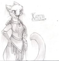 Adventurer Katia is ready for deployment! by Snakely-Alpha