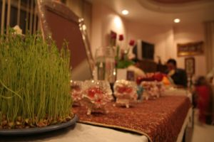 Norouz Table by Ph0Xy