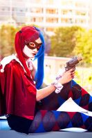 Harley Quinn | On The Lookout by Kallizm