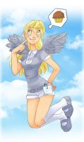MLP - Herpy Derpy Chan by ZOE-Productions