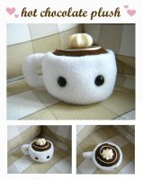 Hot choc cup by ninjamoy