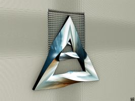 Triangle Carbon by Aqualoop31