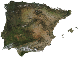 Spain / Portugal Terra by Xumarov