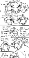The first meeting -Hero and Villian part 11 by BeCarefulPaint
