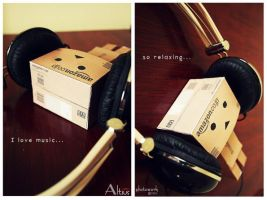 Danbo Love Music by aquaticblue