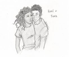 Hazel and Frank by chrysalisgrey