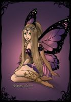 Rapunzel Dark-Fairy-Azaleas-Dolls by InvisibleDorkette