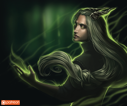 Wind of life by Diablera