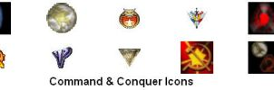 Command and Conquer Icon Pack by N1ghtSt4lker