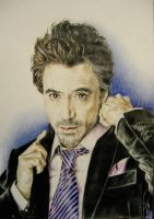 Robert Downey Jr. by JoNsEy-XD
