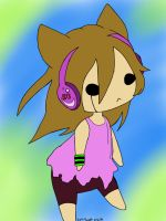 Music Eases My Pain by kiki-454