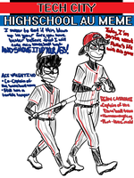 The Most Popular Boys in School by nautical-anchors