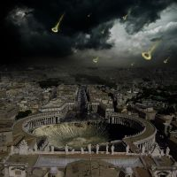 Roma catastrophe by Leitor