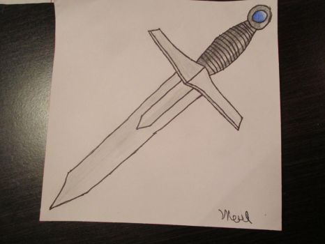 Dagger, attempt 2 by Erick-the-Druid