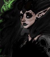 The Shadow Witch by Ealaincraft