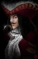 Captain James Hook by FloorSteinz