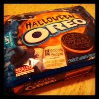 inally got me some Halloween oreos!! by jeffthegamer