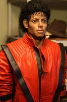 Michael Jackson Lifesize bust MJ-R pic2 THRILLER! by godaiking