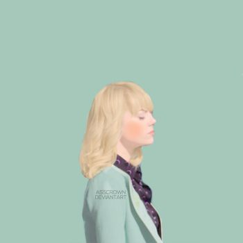 Gwen Stacy Icon by asscrown