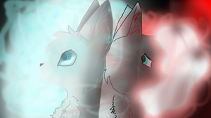 Ivypool and Dovewing - It's not fair by RainingFlame
