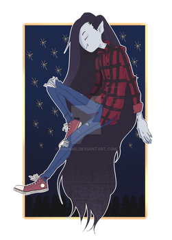 Marshall Lee  by Rhunme