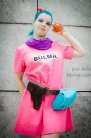 Dragonball - Bulma (1/3) by pure-faces