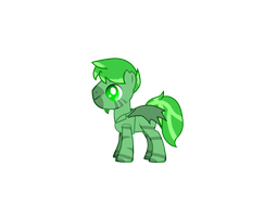 Leprechaun pony! by coolnaterocks