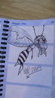 Bee by Killersnail1