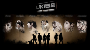 U-kiss wallpaper by YoruTsu