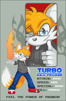 Pixel Fighter: Turbo Prower by kittygurl521