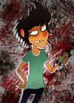 Total Drama : Mal by vaness96