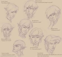 Fenris expressions by EltheLazy