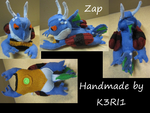 Zap Plush by K3RI1