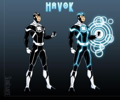 Havok Redesign by sean-izaakse