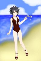 Queen of the Beach-Sheena by ChibiRed