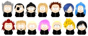 South Park Organization XIII by simplexcalling