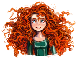 Merida by Yunyin