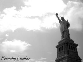 Statue Of Liberty by HLea33