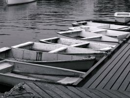 The Dinghies by davincipoppalag