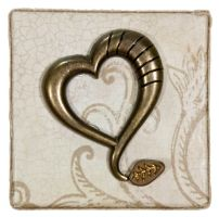A Heart Of Antique Gold by whiteroses-art