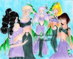 :WITCH: CHENK- GroupPic by Evilness321
