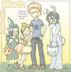 BLEACH halloween by saucywench