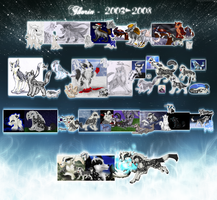 Thorin 2003-2008 timeline by ThorinFrostclaw