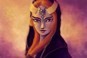 Midna by whispywizbee
