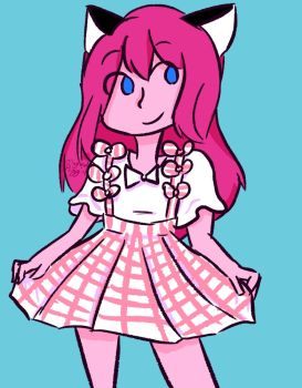 Kitty Outfit Prompt by MagicalPonygirl