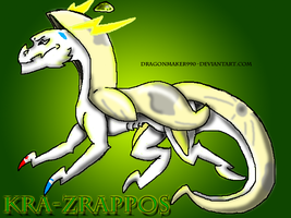 ELECTRIC: Kra-Zrappos by Dragonmaker990