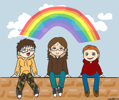 Rainbow Children ID by thekyrianne